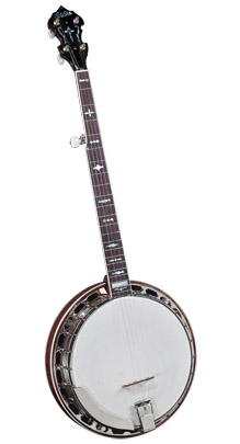 Bluegrassové banjo Gold Star